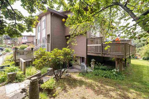 Townhouse for sale at 308 Highland Wy Unit 1 Port Moody British Columbia - MLS: R2385389