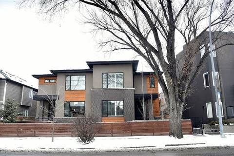 Townhouse for sale at 312 12 Ave Northeast Unit 1 Calgary Alberta - MLS: C4284914