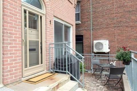 Apartment for rent at 32 Curzon St Unit 1 Toronto Ontario - MLS: E4692506