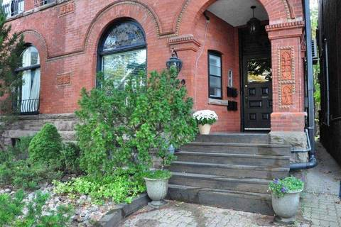 Townhouse for rent at 322 St George St Unit 1 Toronto Ontario - MLS: C4387482