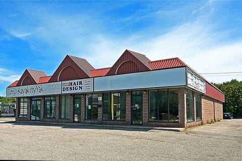 Commercial property for lease at 323 Atherley Rd Apartment 1 Orillia Ontario - MLS: S4564647