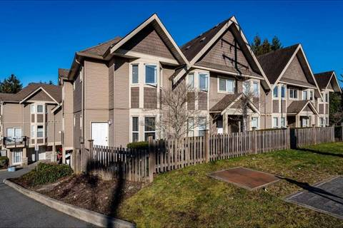 Townhouse for sale at 33321 George Ferguson Wy Unit 1 Abbotsford British Columbia - MLS: R2438184