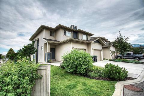 Townhouse for sale at 335 Gerstmar Rd Unit 1 Kelowna British Columbia - MLS: 10186928