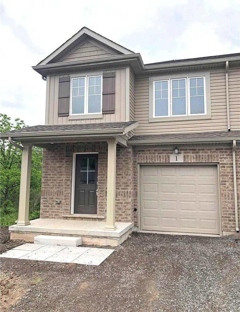 Townhouse for sale at 340 Prospect Point Rd North Unit 1 Ridgeway Ontario - MLS: 30746805