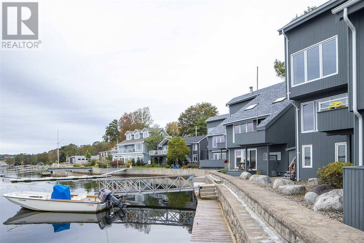 Townhouse for sale at 353 Shore Dr Unit 1 Bedford Nova Scotia - MLS: 201923331