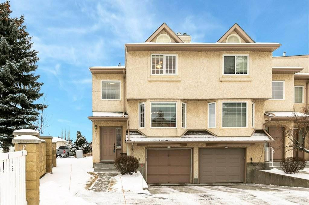 Townhouse for sale at 3645 145 Ave Nw Unit 1 Edmonton Alberta - MLS: E4183001