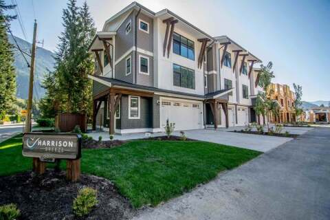 Townhouse for sale at 386 Pine Ave Unit 1 Harrison Hot Springs British Columbia - MLS: R2459144