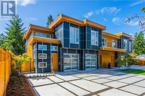 Townhouse for sale at 3974 Cross Rd Unit 1 Victoria British Columbia - MLS: 410473