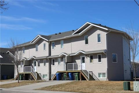 Townhouse for sale at 2102 25 St Unit 1-4 Coaldale Alberta - MLS: LD0162352