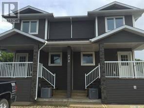 Townhouse for sale at 638 Albert St Unit 1-4 Estevan Saskatchewan - MLS: SK765824