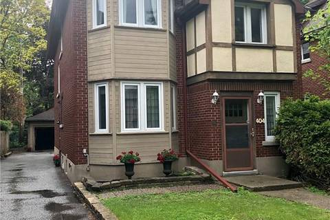 House for rent at 404 Holland St Unit 1 Ottawa Ontario - MLS: 1156091