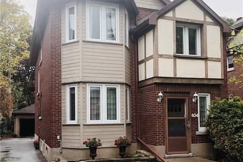 House for rent at 404 Holland St Unit 1 Ottawa Ontario - MLS: 1160747