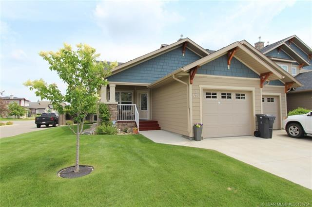 Removed: 1 - 414 Couleecreek Boulevard South, Lethbridge, AB - Removed on 2018-07-17 11:24:02
