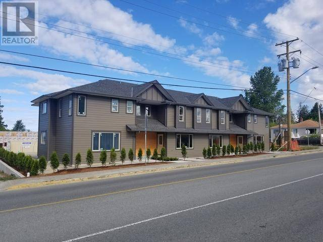Townhouse for sale at 4251 Westview Ave Unit 1 Powell River British Columbia - MLS: 14313