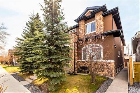 Townhouse for sale at 439 20 Ave Northeast Unit 1 Calgary Alberta - MLS: C4244492