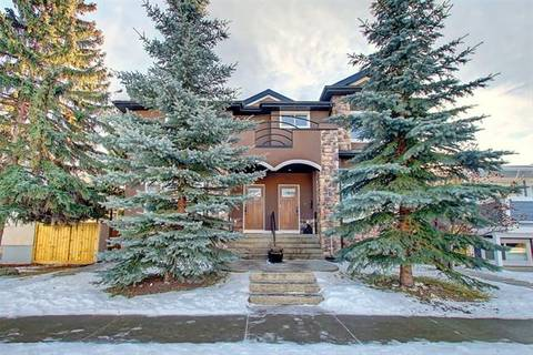 Townhouse for sale at 441 20 Ave Northeast Unit 1 Calgary Alberta - MLS: C4282148