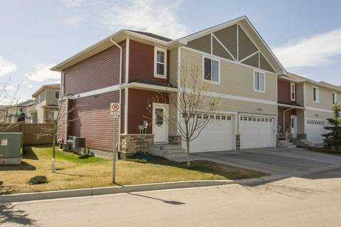 Townhouse for sale at 450 Mcconachie Wy Nw Unit 1 Edmonton Alberta - MLS: E4153575