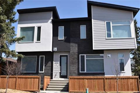 Townhouse for sale at 4506 17 Ave Northwest Unit 1 Calgary Alberta - MLS: C4289026