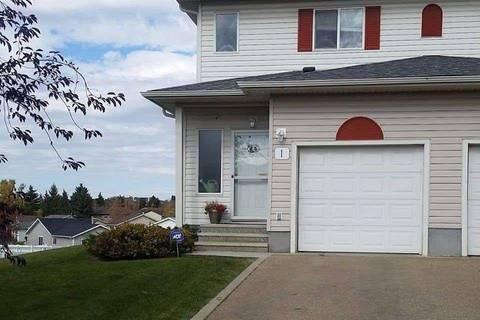 Townhouse for sale at 451 Hyndman Cres Nw Unit 1 Edmonton Alberta - MLS: E4190216