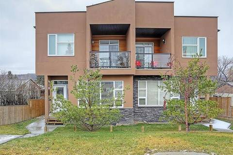 Townhouse for sale at 4513 Bowness Rd Northwest Unit 1 Calgary Alberta - MLS: C4245928