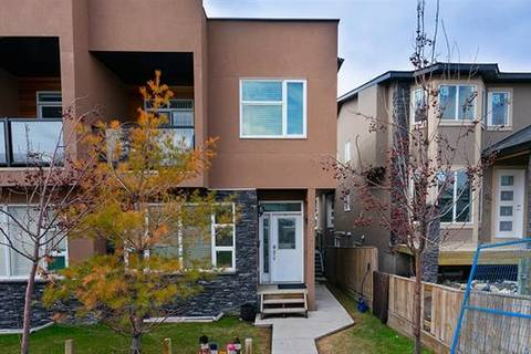 Townhouse for sale at 4515 Bowness Rd Northwest Unit 1 Calgary Alberta - MLS: C4244400