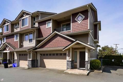 Townhouse for sale at 45624 Storey Ave Unit 1 Sardis British Columbia - MLS: R2367097