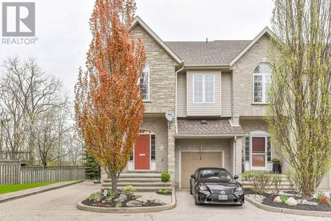 Townhouse for sale at 460 Woolwich St Unit 1 Waterloo Ontario - MLS: 30736631