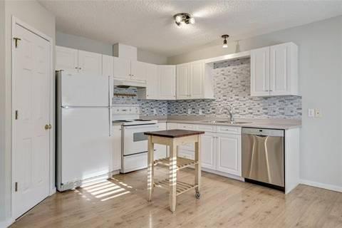 Townhouse for sale at 4610 75 St Northwest Unit 1 Calgary Alberta - MLS: C4287908