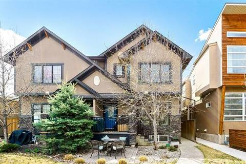 Townhouse for sale at 4711 17 Ave Northwest Unit 1 Calgary Alberta - MLS: C4261291