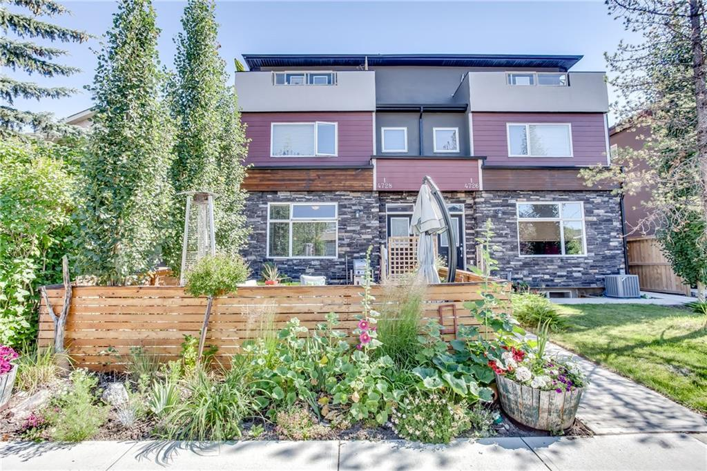 For Sale: 4728 17 Avenue Northwest, Calgary, AB | 3 Bed, 4 Bath Townhouse for $535,000. See 44 photos!