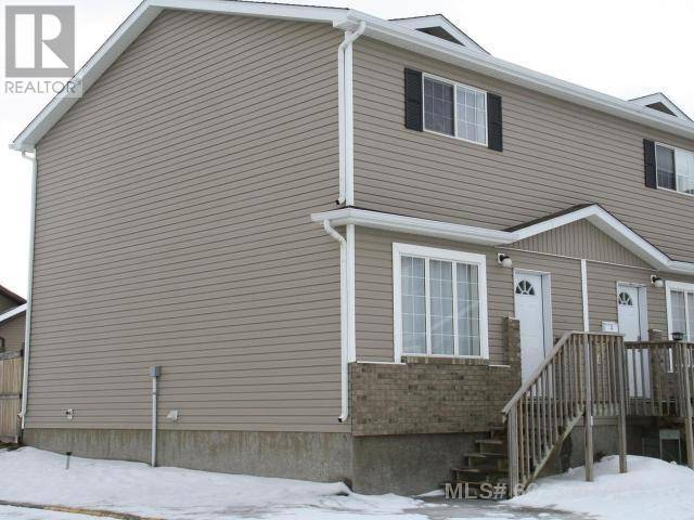 Townhouse for sale at 4728 18th St Unit 1 Lloydminster East Saskatchewan - MLS: 66234