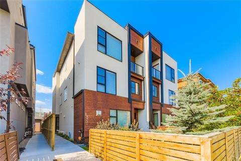 Townhouse for sale at 4731 17 Ave Northwest Unit 1 Calgary Alberta - MLS: C4226218