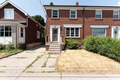 Townhouse for rent at 480 Jane St Unit 1 Toronto Ontario - MLS: W4825825