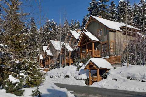 Townhouse for sale at 4894 Painted Cliff Rd Unit 1 Whistler British Columbia - MLS: R2435973