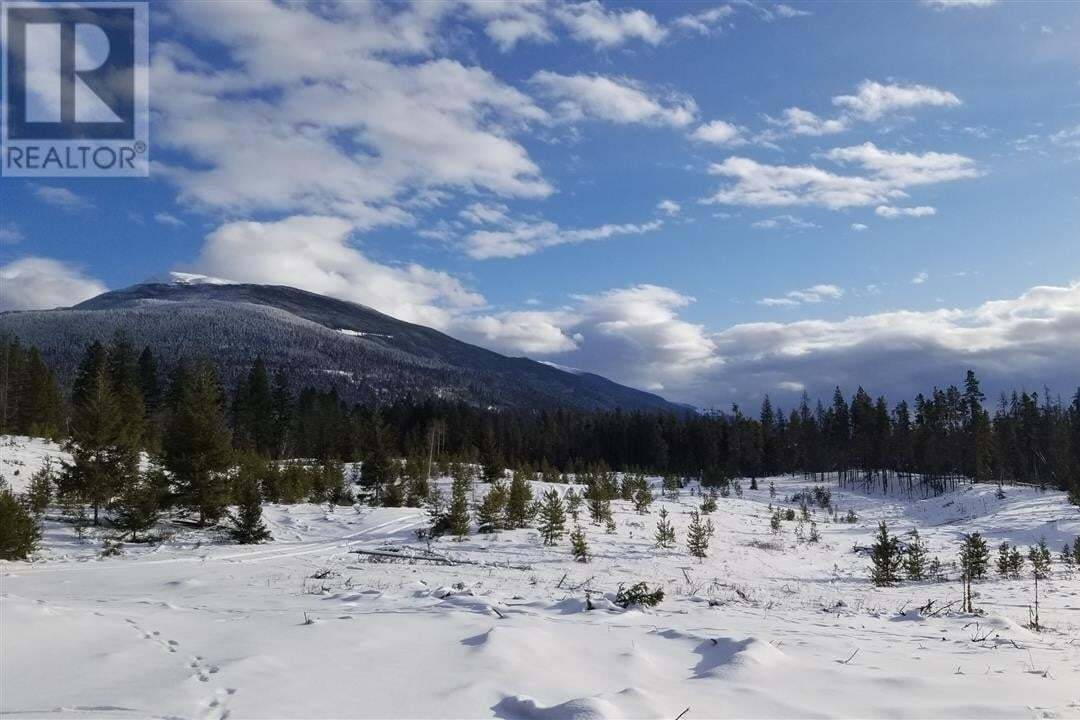 Residential property for sale at 1 5 Hy Unit LOT Valemount British Columbia - MLS: R2424597