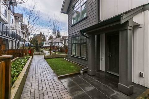 Townhouse for sale at 5118 Savile Rw Unit 1 Burnaby British Columbia - MLS: R2431255