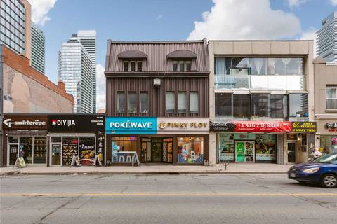 Townhouse for rent at 516 Yonge St Unit 1 Toronto Ontario - MLS: C4731818