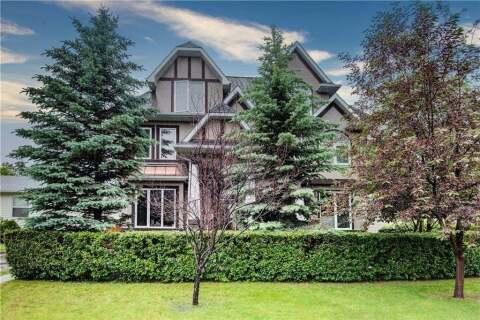 Townhouse for sale at 521 34 St Northwest Unit 1 Calgary Alberta - MLS: C4305869