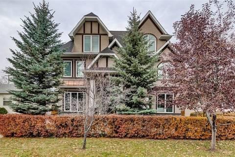 Townhouse for sale at 521 34 St Northwest Unit 1 Calgary Alberta - MLS: C4271121