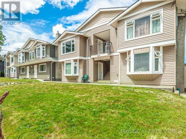 Townhouse for sale at 524 Rosehill St Unit 1 Nanaimo British Columbia - MLS: 456550