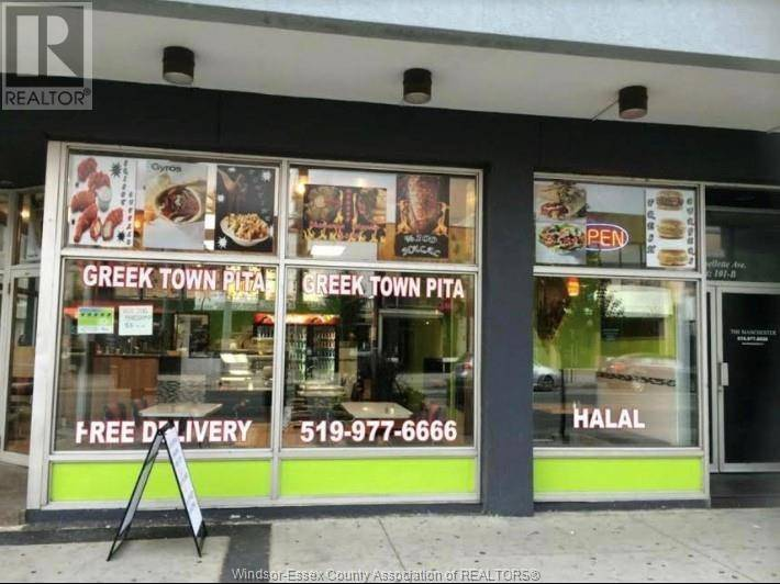 Commercial property for sale at 530 Ouellette  Unit 1 Windsor Ontario - MLS: 20004846