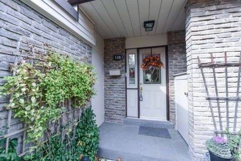 Condo for sale at 538 Forestwood Cres Burlington Ontario - MLS: W4626336
