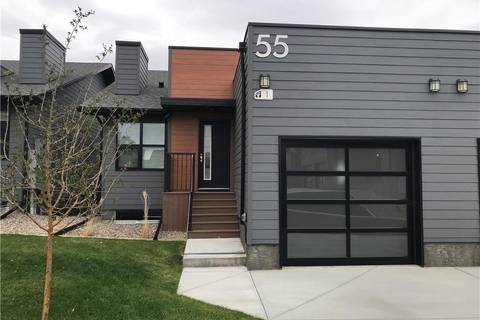Townhouse for sale at 55 Aquitania Circ Unit 1 Lethbridge Alberta - MLS: LD0180157