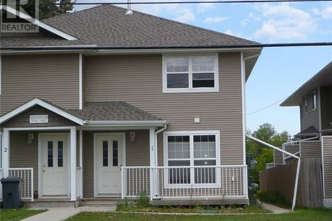 Townhouse for sale at 5703 54 St Unit 1 Ponoka Alberta - MLS: ca0168587