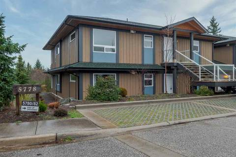 Townhouse for sale at 5778 Marine Wy Unit 1 Sechelt British Columbia - MLS: R2432906