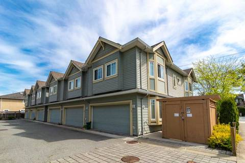 Townhouse for sale at 5933 Colville Rd Unit 1 Richmond British Columbia - MLS: R2372406