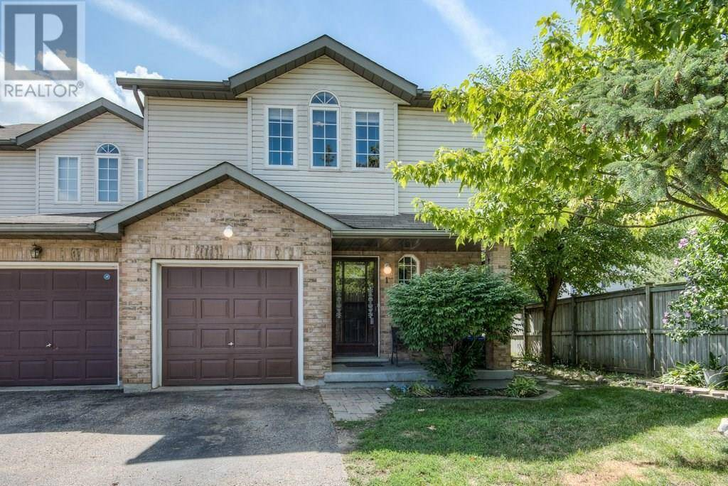 Townhouse for sale at 6 Westwood Dr Unit 1 Kitchener Ontario - MLS: 30760029