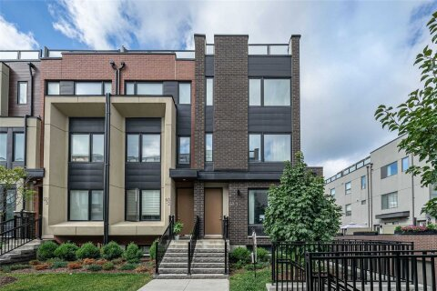 Townhouse for sale at 60 Thomas Mulholland Dr Unit 1 Toronto Ontario - MLS: W4966696