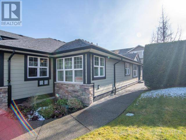 Townhouse for sale at 611 Hilchey Rd Unit 1 Campbell River British Columbia - MLS: 466659