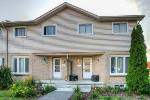 Townhouse for sale at 628 Wharncliffe Rd Unit 1 London Ontario - MLS: 40021232